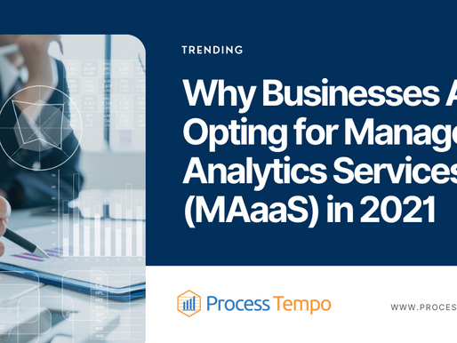Why Businesses Are Opting for Managed Analytics Services (MAaaS) in 2021