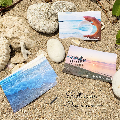 POSTCARDS-one ocean-