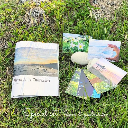 Special Set-book & cards-
