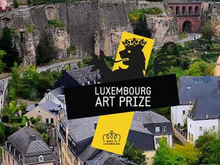 Entry for the 2017 Luxembourg Art Prize