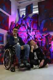 RBD exhibition on ART PRAGUE 2019