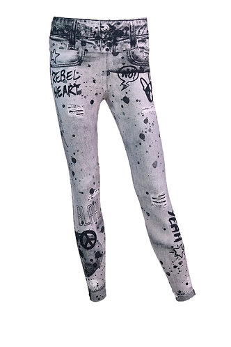 Leggings jeans Mack