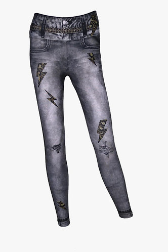 Leggings jeans dirty safety