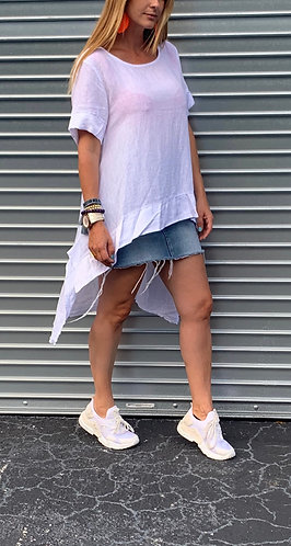 Top LAURA white