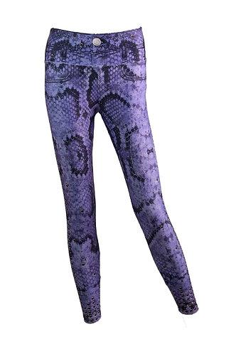 Leggings jeans snake Beba