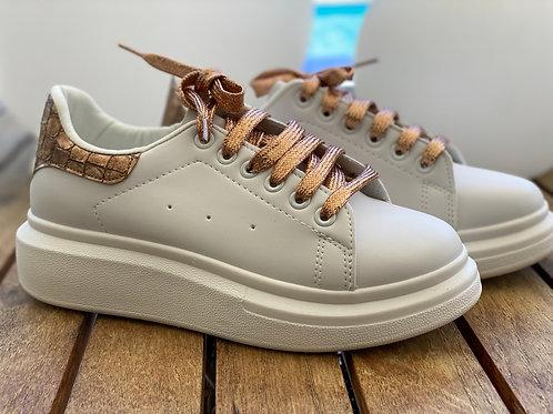 Shoes AM ocre
