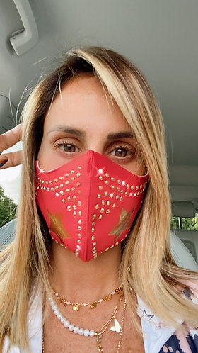 Mask red love