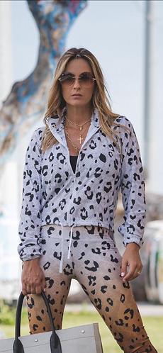 Jacket animal print