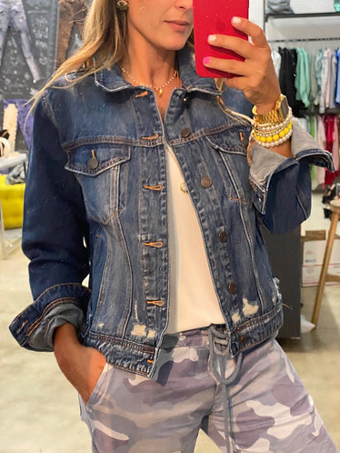 Jackets jeans NUN