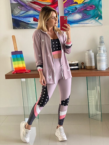 Set fit baby pink