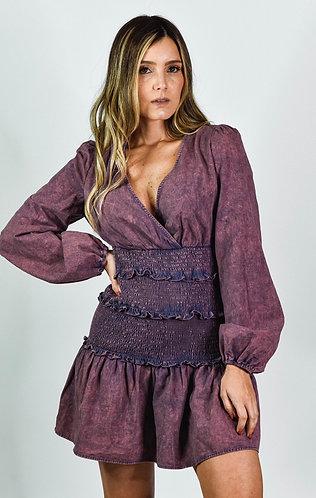 Dress denim Purpura