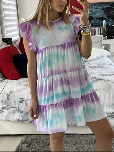 Dress tiie dye Veronica