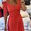 Thumbnail: Maxi dress basic color