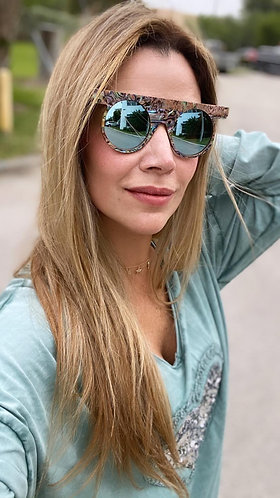 Sunglasses Amazing gold