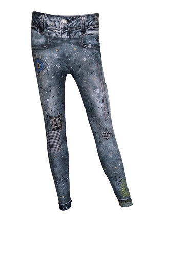 Leggings jeans look me