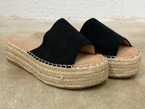 Shoes black lola