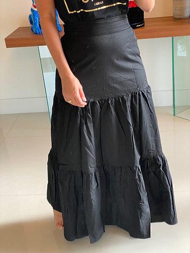 Maxi falda básica