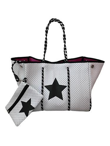Bag neopreno stars black