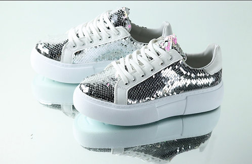 Valery SHOES baby silver