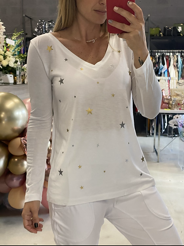 T-shirt stars tamara