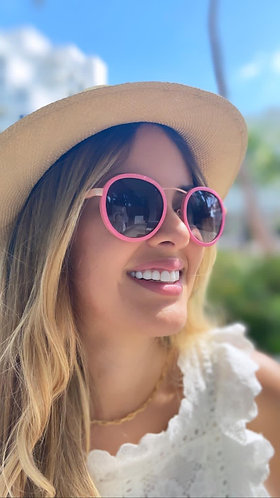 Sunglasses uva pink