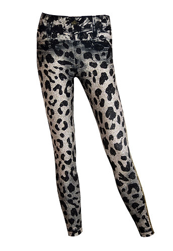 Leggings Tiger Gold