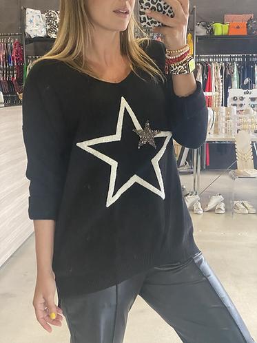 Sweater stars basic