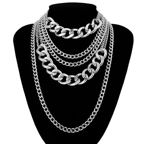 Collar chains fashion