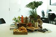 Kiddush Table.jpg
