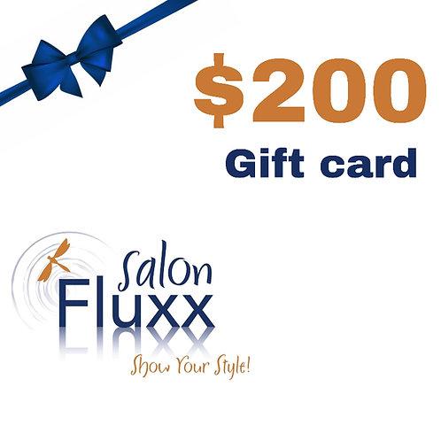 $200 Gift Card