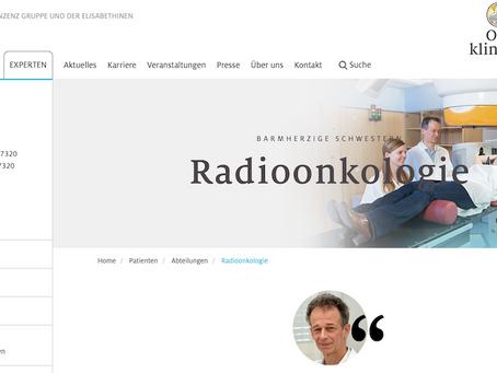 Nowy użytkownik systemu Hydrosun TWH1500 w klinice w Linz w Austrii.