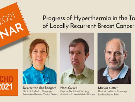 Spotkanie online - leczenie hipertermią powierzchniową przy zastosowaniu systemu Hydrosun® TWH1500.