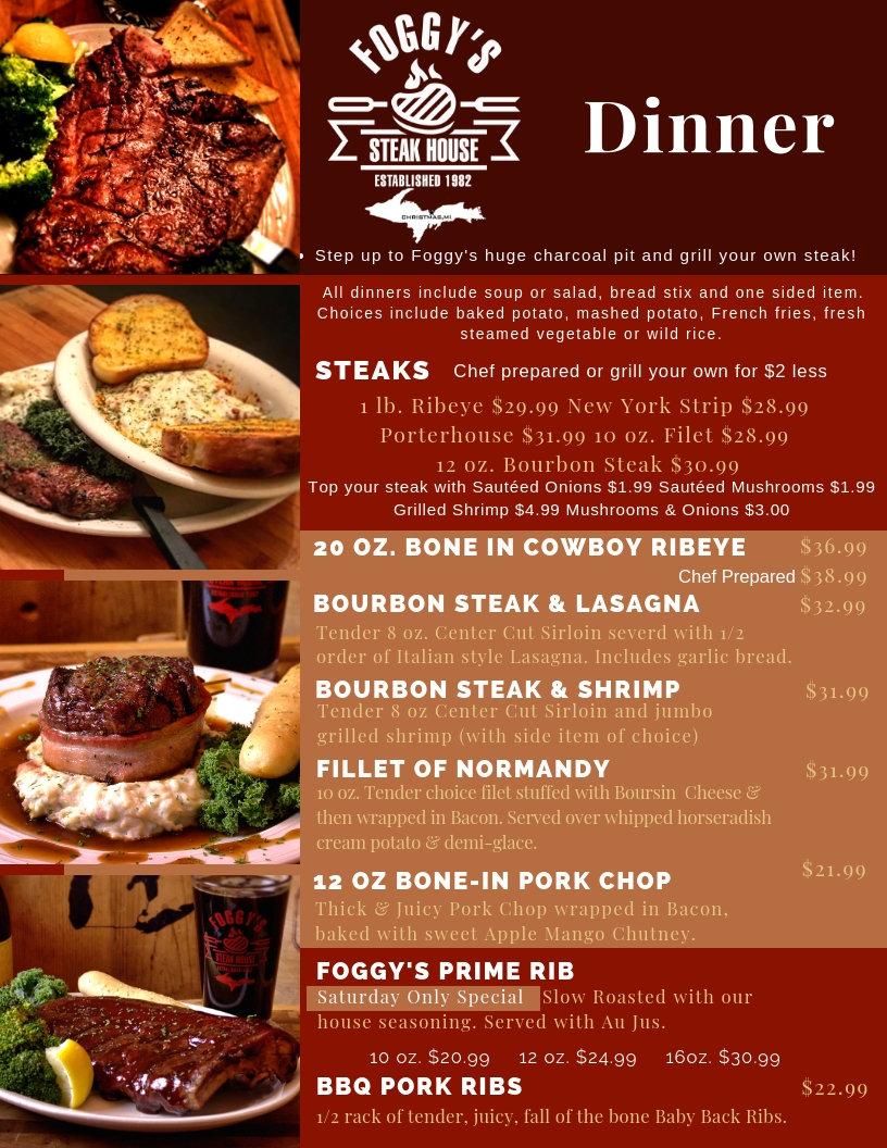 Brown_Appetizers_and_Entrées_Dinner_Menu
