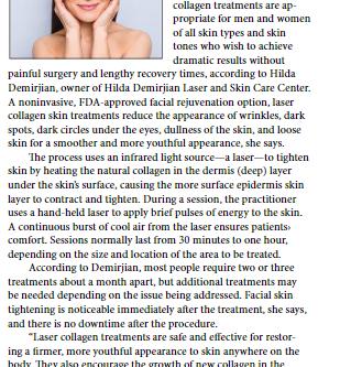 Article in Natural Awakenings Magazine - February 2019