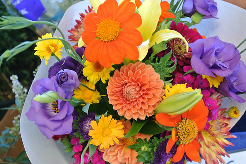 Farm Bouquet Pick Up: 12 weeks