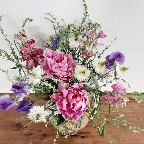 Farm Pick Up Medium Vase Arrangement