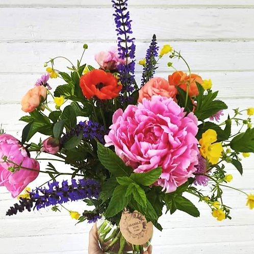 Premium, Large Vase Arrangement: Farmer Florist Delivery