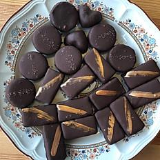 housemade assorted truffles