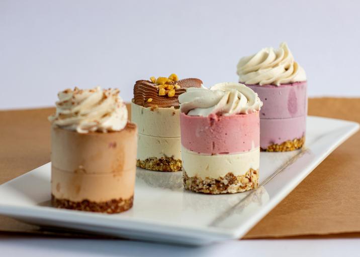 mini cheesecake 4 pack