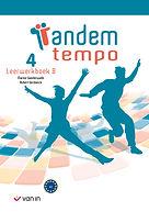 Tandem Tempo 4 Leerwerkboek B Cover 2018