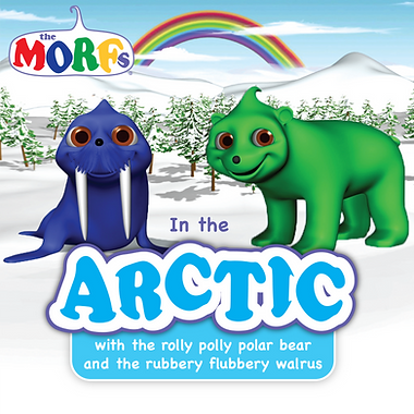 MORFs-In-the-Arctic-polar-bear-&-walrus.