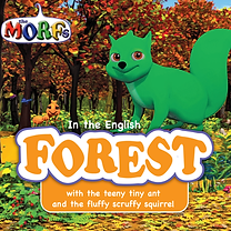 MORFs-In-the-English-Forest-ant-squirrel
