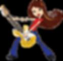 MUYM-Rock-Concert-Revenge-Sam-guitarist.