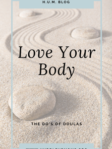 The Do's oF Doulas