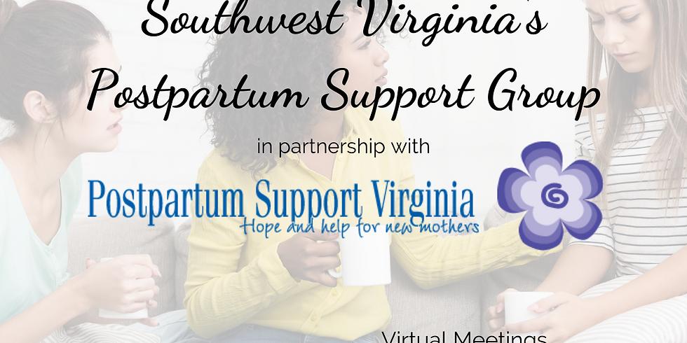 Southwest VA Postpartum Support Group