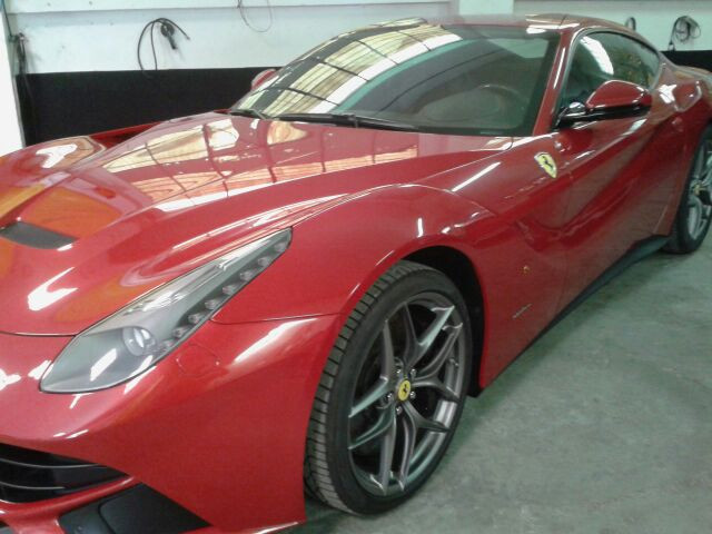 FERRARI F12 Bordeaux SPECIAL - Japan Protection