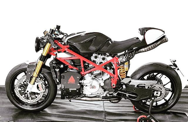 Moto Ducati Special with Japan Protection Treatment