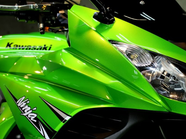 Moto Kawasaki - Japan Protection