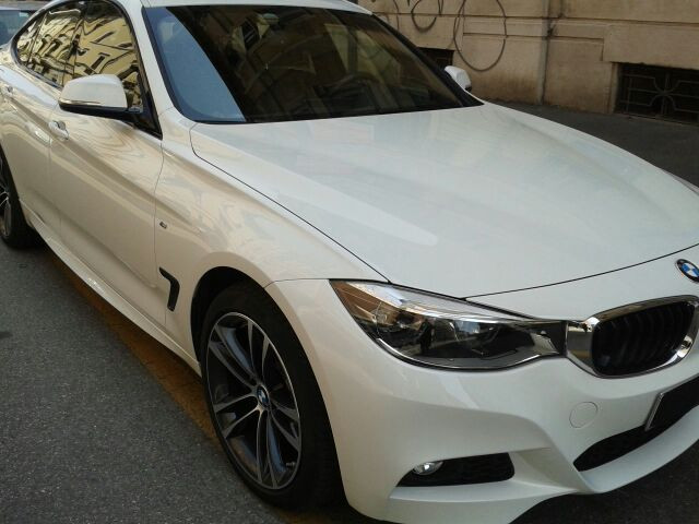 BMW 320 GT M - Japan Protection