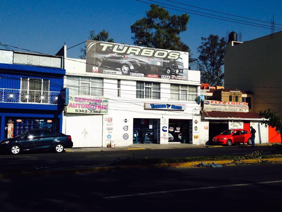 Sucursal Querétaro
